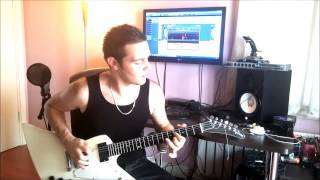 Pentagram - Lions In a Cage Guitar Cover