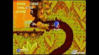 Sonic Mega Collection Plus PlayStation 2 Gameplay - Wiggle