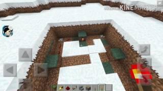 Minecraft▪Cara membuat Ruangan Rahasia (Secret Room) SIMPLE!!!