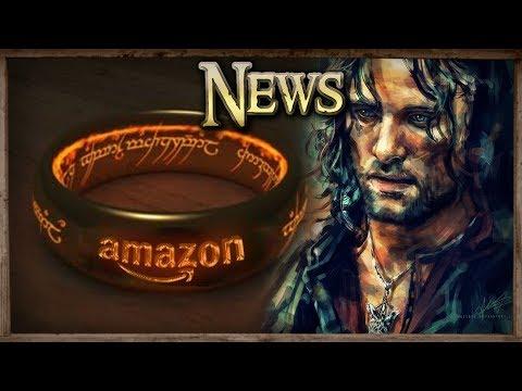 Aragorns Geschichte in der Amazon Serie ? [Der Herr der Ringe/ Der Hobbit]