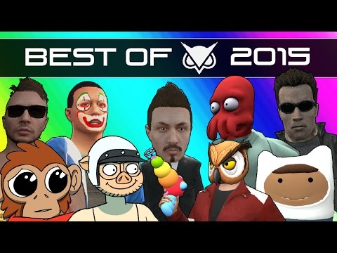 Thumbnail: Vanoss Gaming Funny Moments - Best Moments of 2015 (Gmod, GTA 5, Zombies, Dead Realm, & More!)