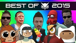 Repeat youtube video Vanoss Gaming Funny Moments - Best Moments of 2015 (Gmod, GTA 5, Zombies, Dead Realm, & More!)