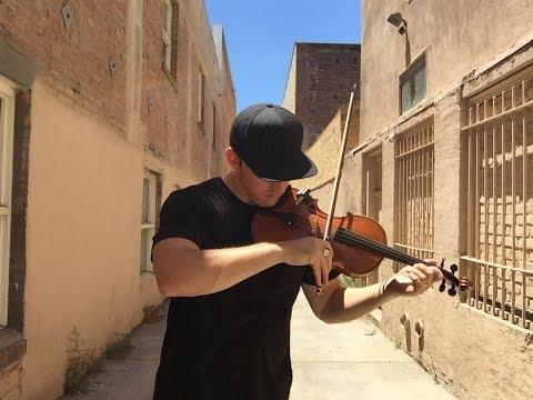Josh Vietti plays a 2Pac song - Hip Hop Violin