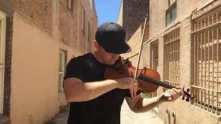 Josh Vietti plays a 2Pac song - Hip Hop Violin