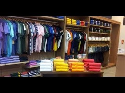 d6fa9b29c Como montar uma loja de roupas femininas com pouco dinheiro - YouTube