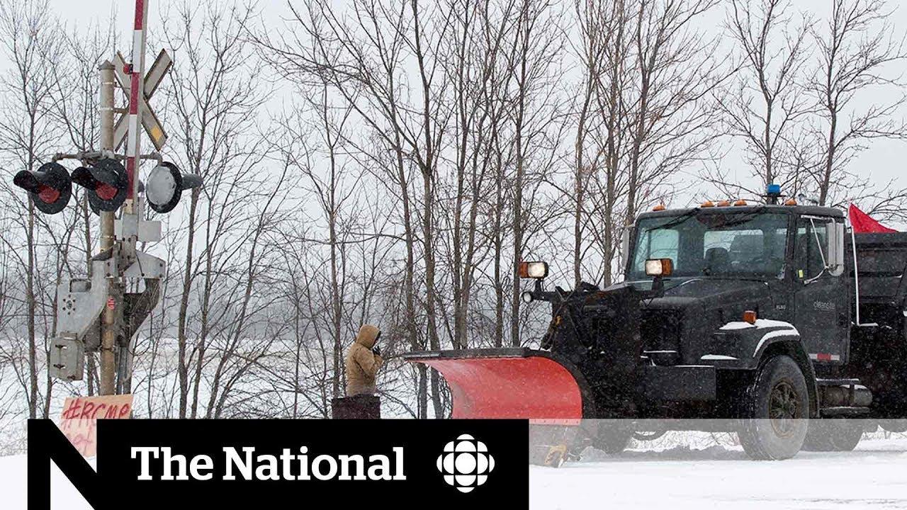 Rail blockade halts Ottawa-Toronto train travel