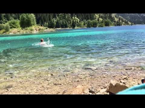 Drowning In Upper Palisades Lake
