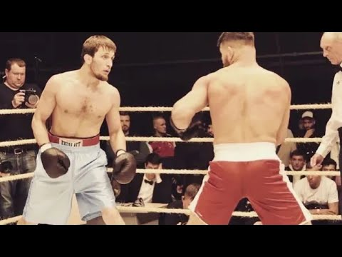 Чоршанбе провел бой по боксу в Правде Кадры драки с Никулиным с Хардкора