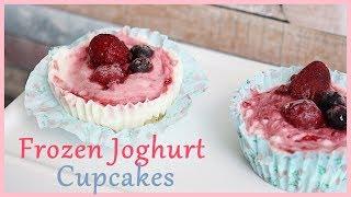 Frozen Yoghurt Cupcakes - schnell und einfach - selber machen aus der  Backbox - Backlounge Rezept