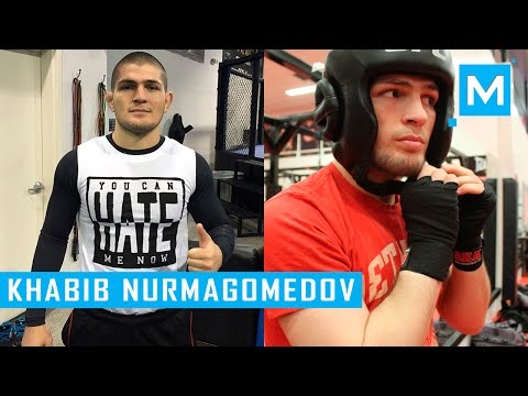 Khabib Nurmagomedov Strength & Conditioning Training Workouts | Muscle Madness