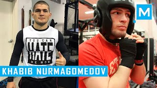 Download Khabib Nurmagomedov Strength & Conditioning Training Workouts   Muscle Madness Mp3 and Videos