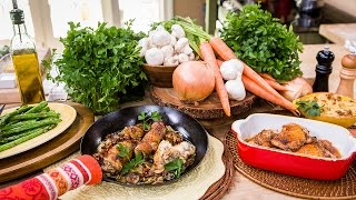 Home & Family - Mark Peel And Daphne Brogdon Cook Delicious Chicken Dishes