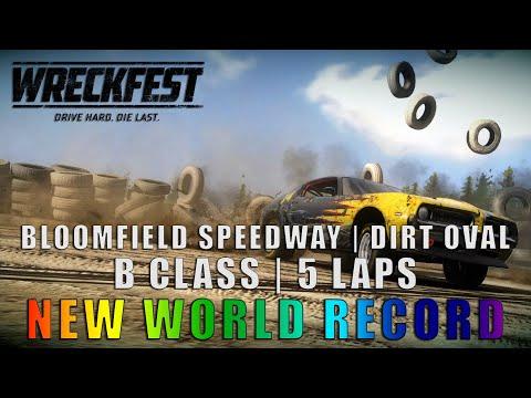 WRECKFEST - Bloomfield Speedway | Dirt Oval | B-Class (5 Lap) [WR]