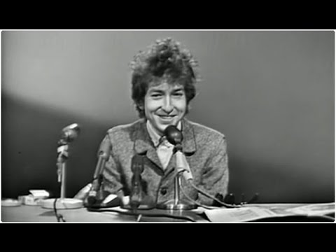 Bob Dylan San Francisco Press Conference 1965