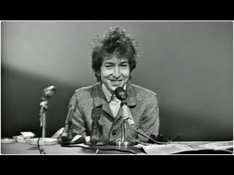 Bob Dylan San Francisco Press Conference 1965