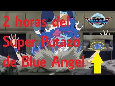 2 Horas de la Caída de Blue Angel [Yu-Gi-Oh! VRAINS - 034]