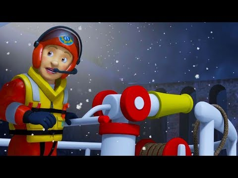 Download Youtube: Fireman Sam New Episodes | Record Breakers - Fireman Penny saves the day! 🔥 Cartoons for Children