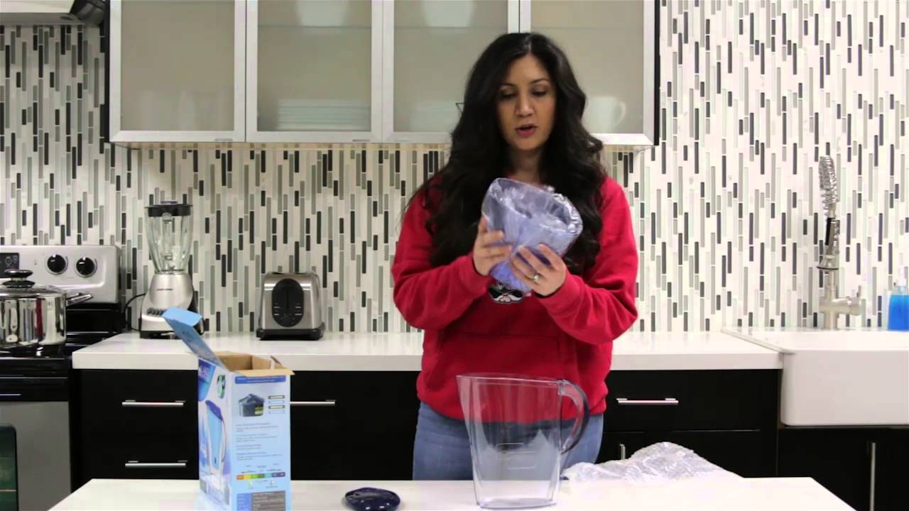 Alkaline Water Pitcher By Lake Industries Unboxing