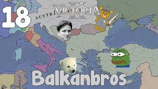 Victoria 2 HFM multiplayer - Balkanbros 18