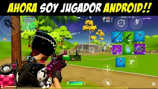 DE IOS PLAYER A ANDROID PLAYER | BLACK SHARK 2 SNAPDRAGON 855 FORTNITE MOBILE