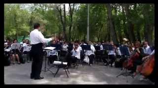 свадьба и оркестр в Караганде