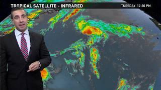 Tropics Update: Tropical Storm Rina, November 7 2017