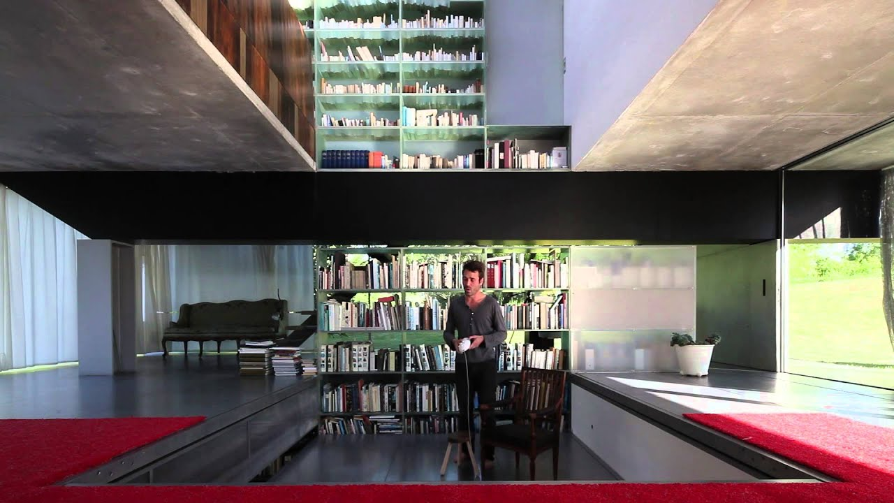 Koolhaas bordeaux youtube - Maison de l architecture bordeaux ...