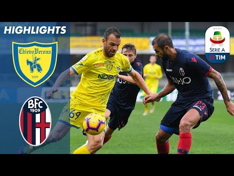 Chievo 2-2 Bologna | Chievo Still Wait For First Win | Serie A