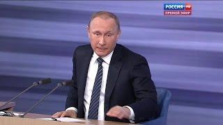 Путин: война в Сирии не несет нагрузки на бюджет