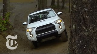 Mud Test for the Best S.U.V. | Driven: Car Reviews | The New York Times