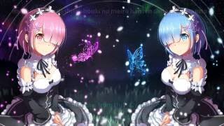 『Paradisus-Paradoxum』 Re:Zero kara Hajimeru Isekai Seikatsu Full English + Japanese Lyrics
