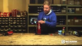 SCARPA General Ski Boot Maintenance