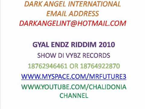 GYAL ENDZ RIDDIM  PROMO_ DARK ANGEL INTERNATIONAL.wmv