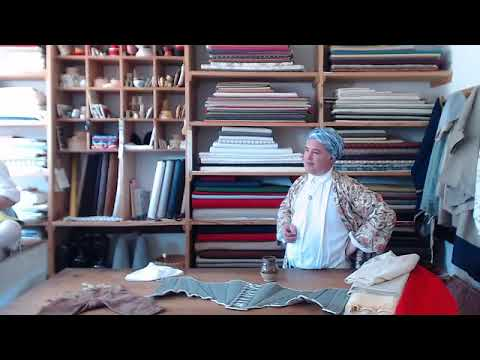 A Visit to the Tailor Shop
