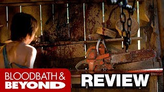 Leatherface (2017) - Movie Review