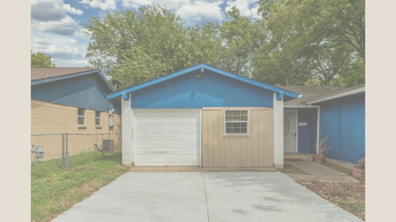 FOR SALE: 2118 El Paso St Grand Prairie