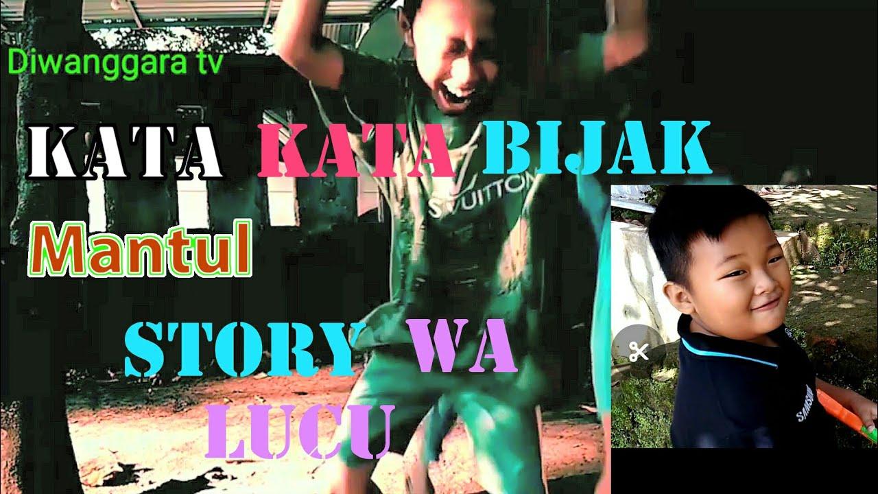 # Kata-kata bijak lucu || #Story WA - YouTube