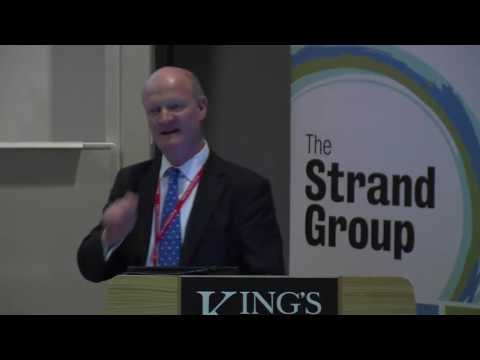 Strand Group 11: Lord Willetts and Sir Venkatraman Ramakrishnan
