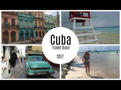 Travel Diary | Cuba 2017
