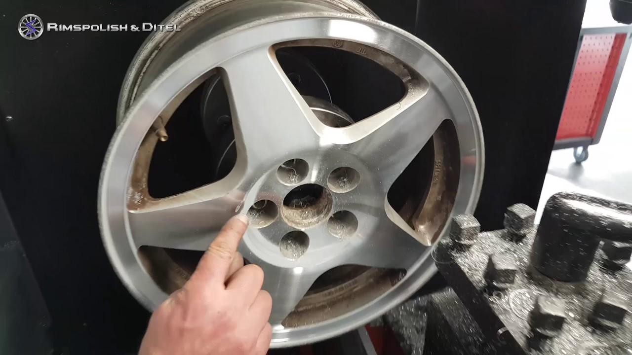Rines diamantado reparacao pulir polir llantas torno cnc - Pulir llantas de aluminio a espejo ...