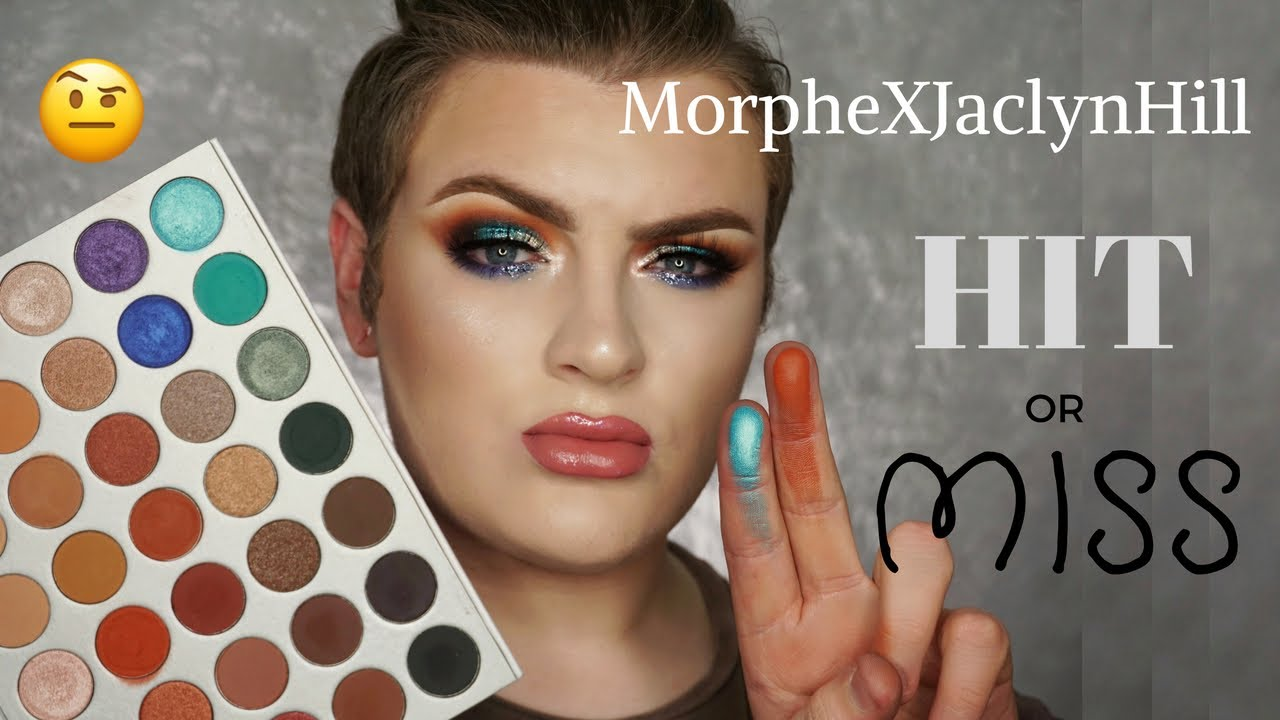 This Is Jaclyn Hill's Favorite Shade In Her Morphe Palette