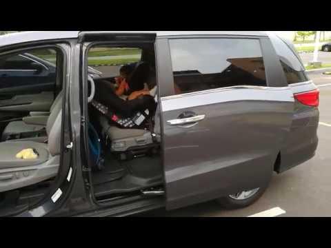 Honda Odyssey 2017 Sliding Door Problem