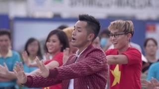 Phạm Hồng Phước - FLASHMOB Việt Nam, Đi, Hôn Và Yêu