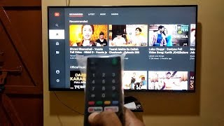 [Hindi] SONY BRAVIA LED 4K Ultra HD | (HDR) | Smart TV | X7002F | Rs-66,990