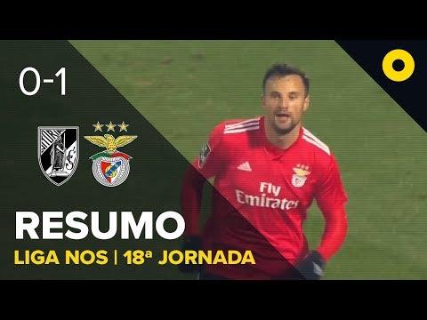 V. Guimarães 0-1 Benfica - Resumo | SPORT TV