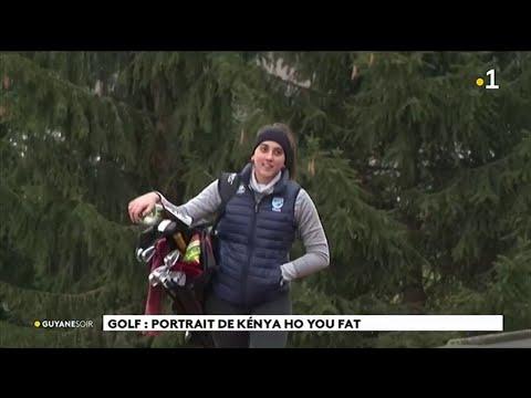 Golf : portrait de Kénya Ho You Fat thumbnail