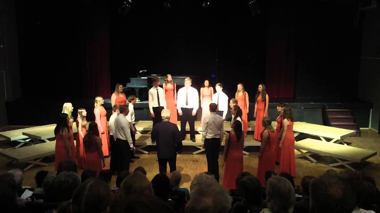 Eatnemen Vuelie - Disney version with Defrost Youth Choir ...