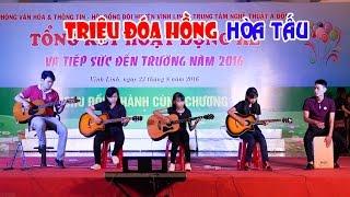 Triệu Đóa Hồng | Hòa tấu Guitar cực hay ▶