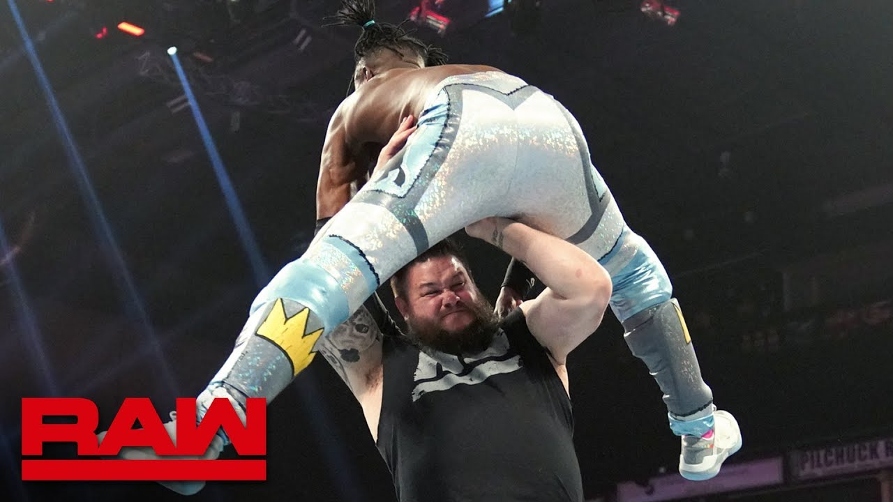 Kofi Kingston vs. Kevin Owens: Raw, June 24, 2019