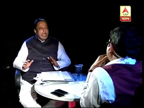 Mukhomukhi Mukul Roy:Exclusive show on ABP Ananda